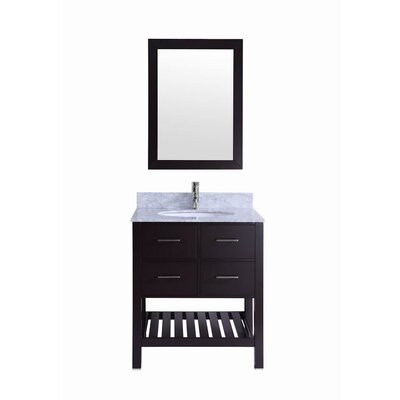 Signature Series 30 Single Bathroom Vanity Set