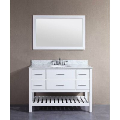 Signature Series 48 Single Bathroom Vanity Set