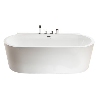 Signature Series 67 x 31.5 Soaking Bathtub