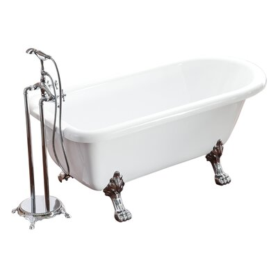 Signature Series 59 x 29.5 Soaking Bathtub