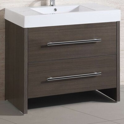 36 Single Modern Bathroom Vanity Set