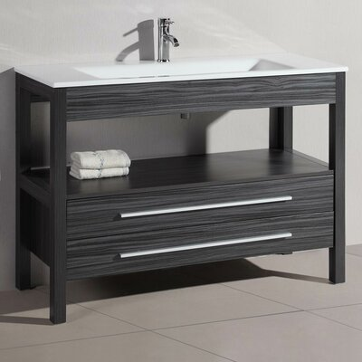 48 Single Modern Bathroom Vanity