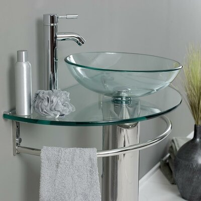 29.5 Single Modern Bathroom Vanity Set