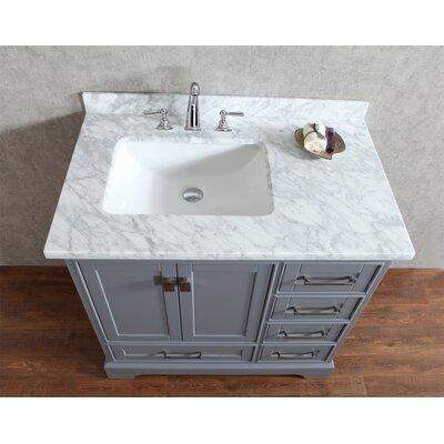 Signature Series 36 Single Bathroom Vanity Set