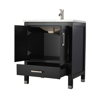 Fodor Freestanding 30 Single Bathroom Vanity Set