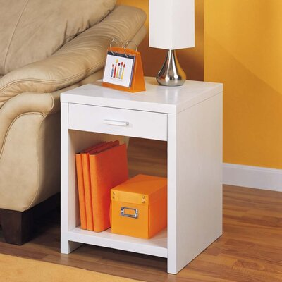 Dawn 1 Drawer End Table