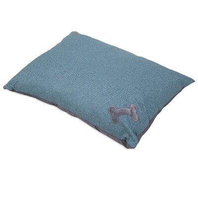 Bone Applique Dog Pillow