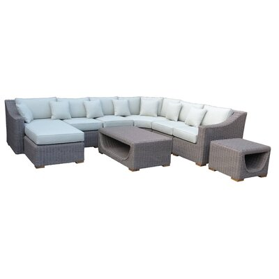 New Sectional Set Cushions Brokaw - Product picture - 1581