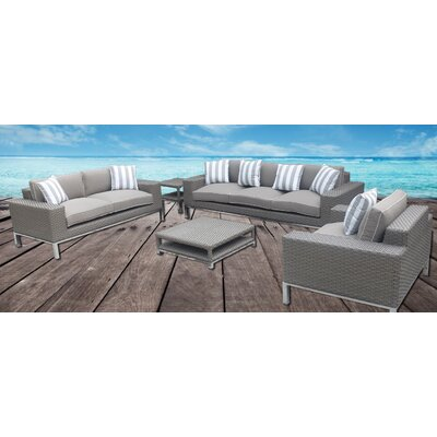 Leonore 5 Piece Sofa Seating Group