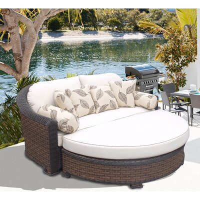 Gaia Premium Daybed with Cushions