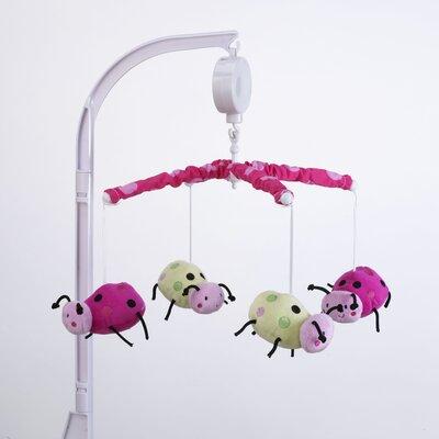 Lil Lady Bug Musical Mobile MMBLLB-01