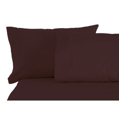Sheet Set Size: King, Color: Eggplant