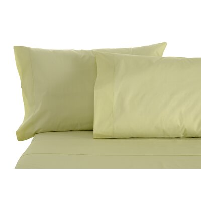 Matching Pillowcases Size: King, Color: Sage