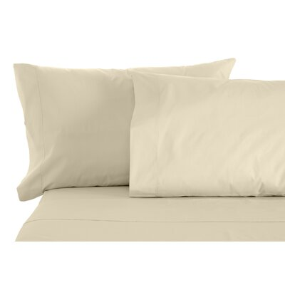 Matching Pillowcases Size: King, Color: Taupe