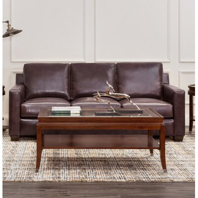 Lynn Leather Sofa