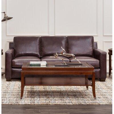 Lynn Leather Sofa