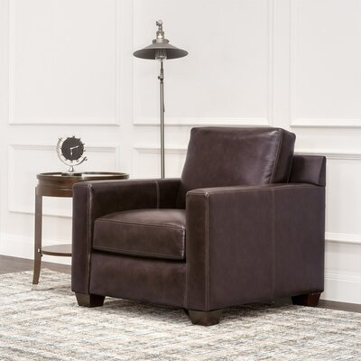 Lynn Leather Armchair