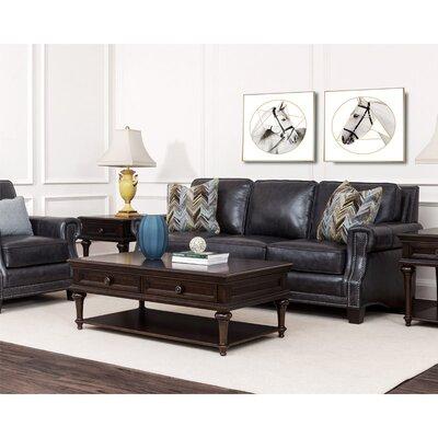 Benson Leather Sofa