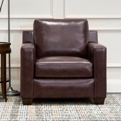 Lynn Leather Armchair