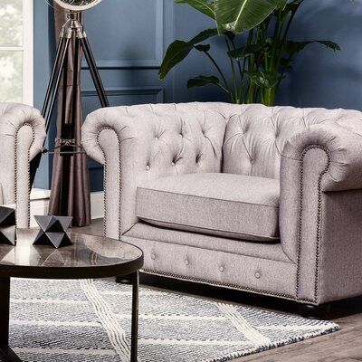Espenson Chesterfield Chair