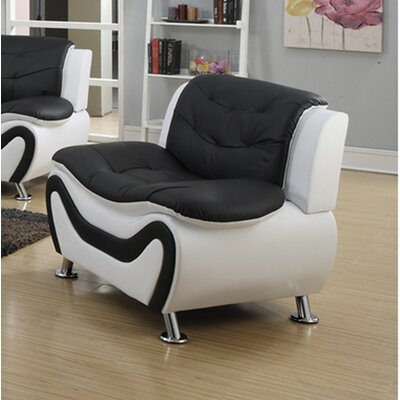 Machelle Modern Lounge Chair