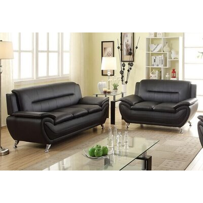 Lester 2 Piece Living Room Set