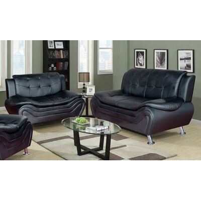 Ethel 2 Piece Living Room Set