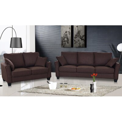 Talia Sofa and Loveseat Set