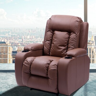 Dakota Dawn Heated Vibrating Massage Recliner
