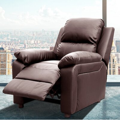 Montana Heated Vibrating Massage Recliner