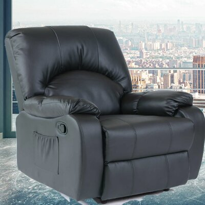 Modern Style Vibrating Heated Massage Chair