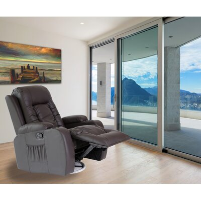 Dakota Manual Wall Hugger Recliner