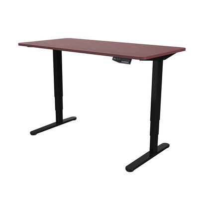 Electric Adjustable Height Standing Desk Top Frame 1874 Product Image