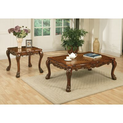 Dresden Coffee Table Set