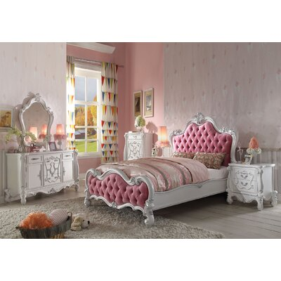 Ludden Platform Configurable Bedroom Set