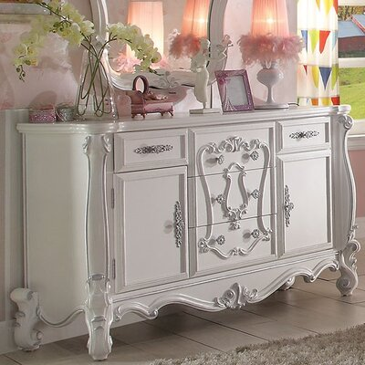 Ludden 5 Drawer Dresser