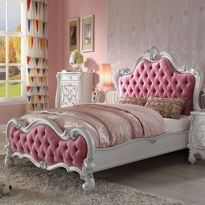 Ludden Panel Bed Size: Queen