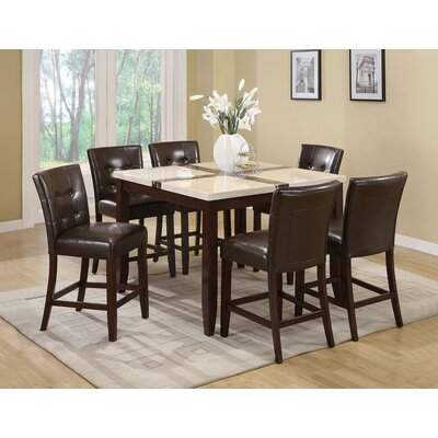 Justin Counter Height Dining Table