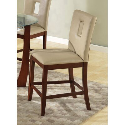 Justin Dining Chair Color: Cream