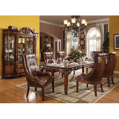 Regner 7 Piece Extendable Dining Table Set