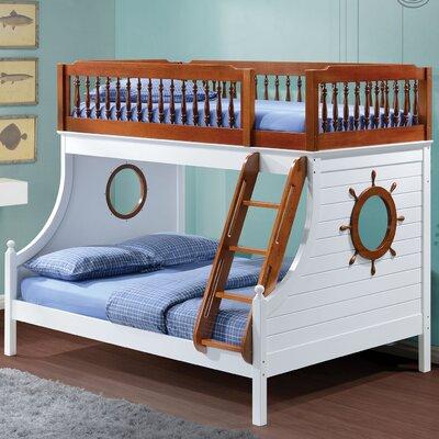 Greggory Twin Slat Bunk Bed