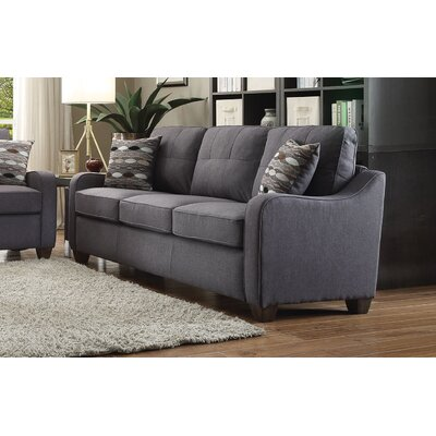 Beyer Sofa Upholstery: Gray