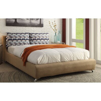 Kiel Queen Upholstered Platform Bed