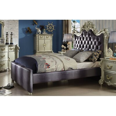 Westhoughton Panel Bed Size: Queen