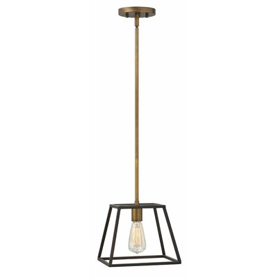 Burley Oak 1-Light Mini Pendant