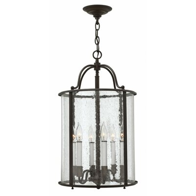 Gentry 6-Light Foyer Pendant