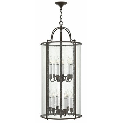 Gentry 12-Light Foyer Pendant