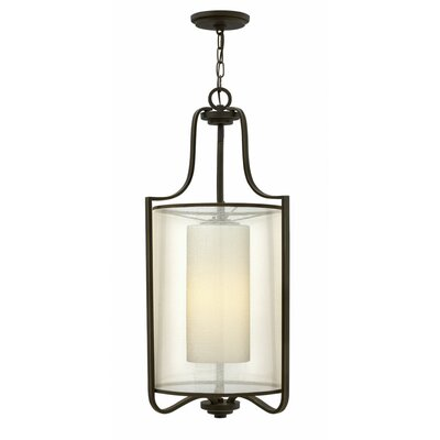 Prescott 1-Light Foyer Pendant