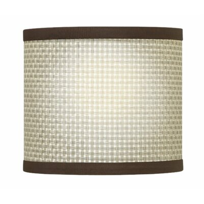 Stella 5.5 Fabric Drum Pendant Shade Size: 5 H x 5.5 W
