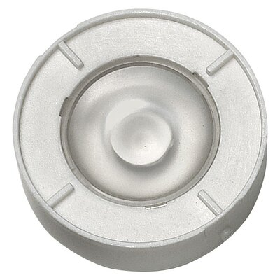 LED Lense Finish: White